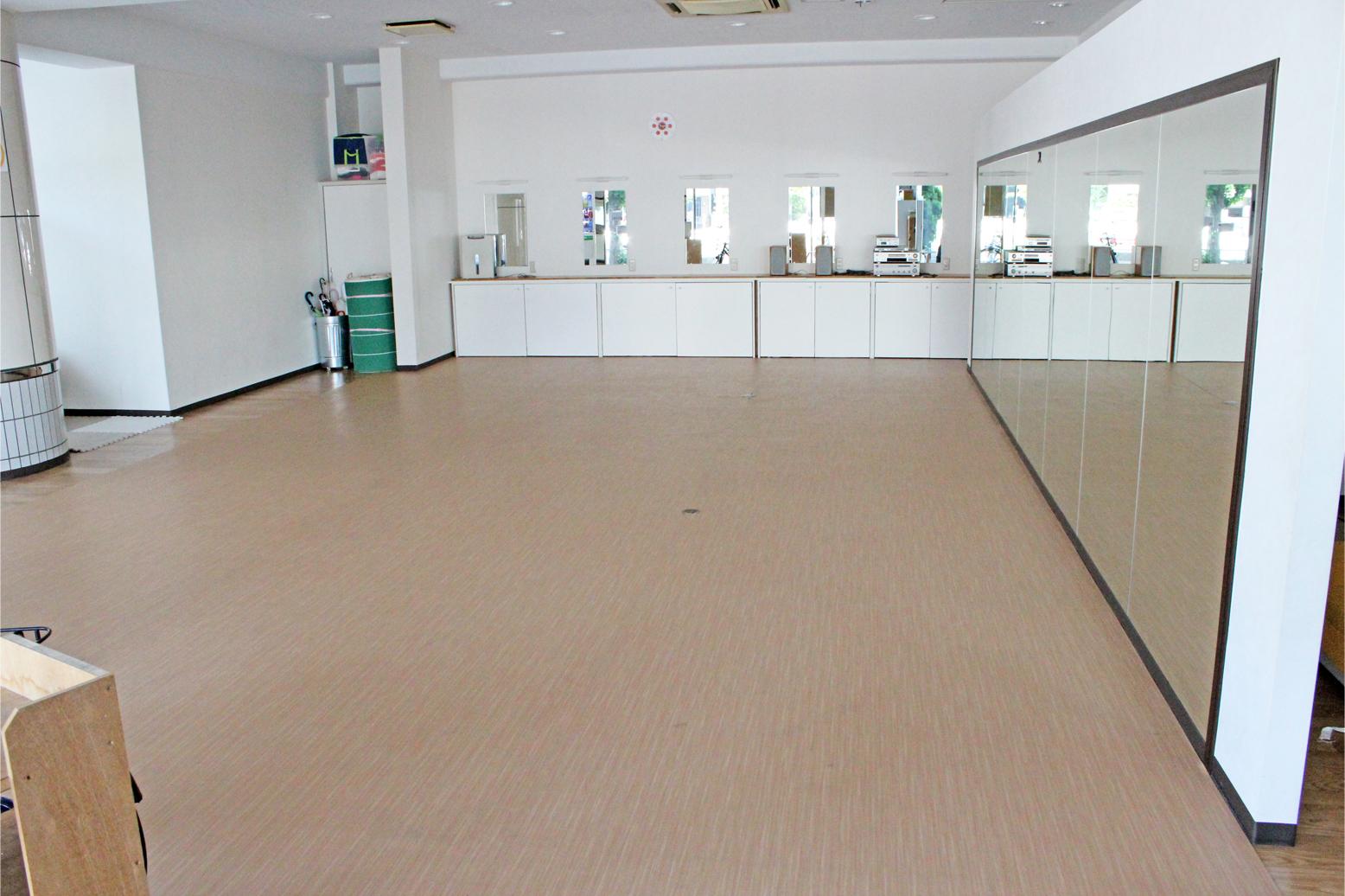 蒲田ダンススタジオ2