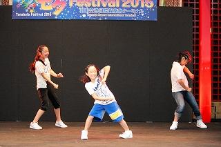 七夕ダンス
