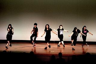 HipHopダンスをバッチリ踊れました