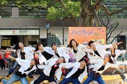 蒲田駅前ダンスパフォーマンス