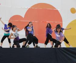 学園祭ダンスパフォーマンス