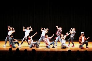 ダンスコンテスト ショーケース2