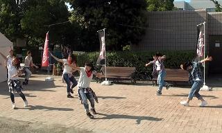 あつぎアユ祭りダンス1
