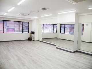 川崎スタジオ2階